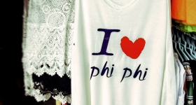 i-love-phi-phi-shirt