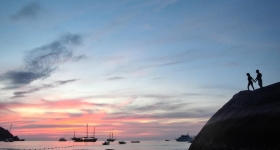 sunset-similan-island