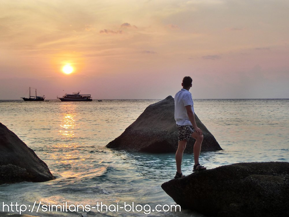 similan-sunset-with-rocks