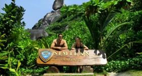 Similan Insel Nr. 8