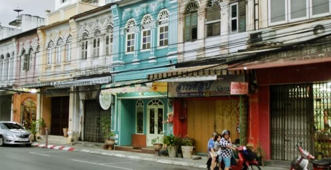 Mofa, Roller-verleih Abzocke in Thailand