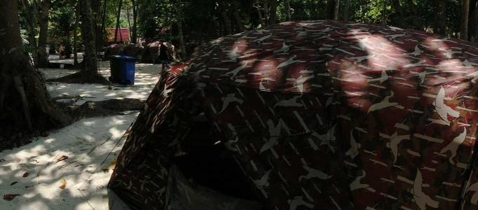 Schlafen auf Koh Similan Island Nummer 8
