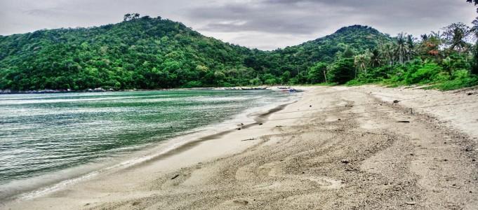 Lana Beach auf Phi Phi Don