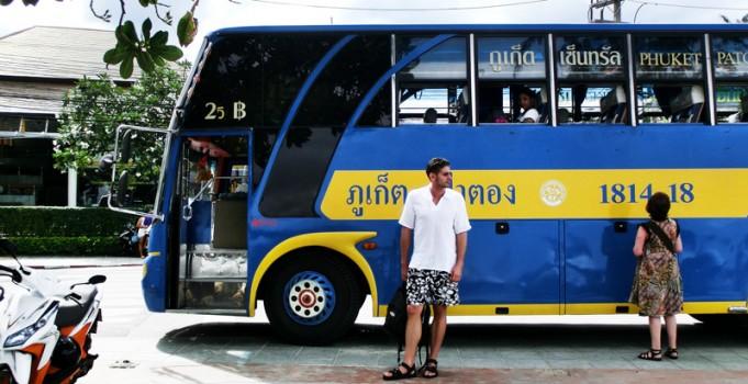 Linienbus in Phuket