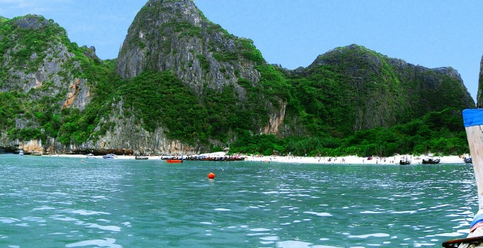 "Maya Beach – Leonardo DiCaprio ""The Beach"""