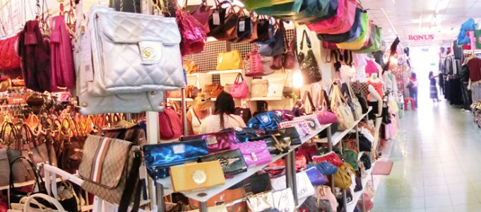 Preisverhandlungen in Thailand