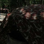 Camping Zelte auf den Similan Islands