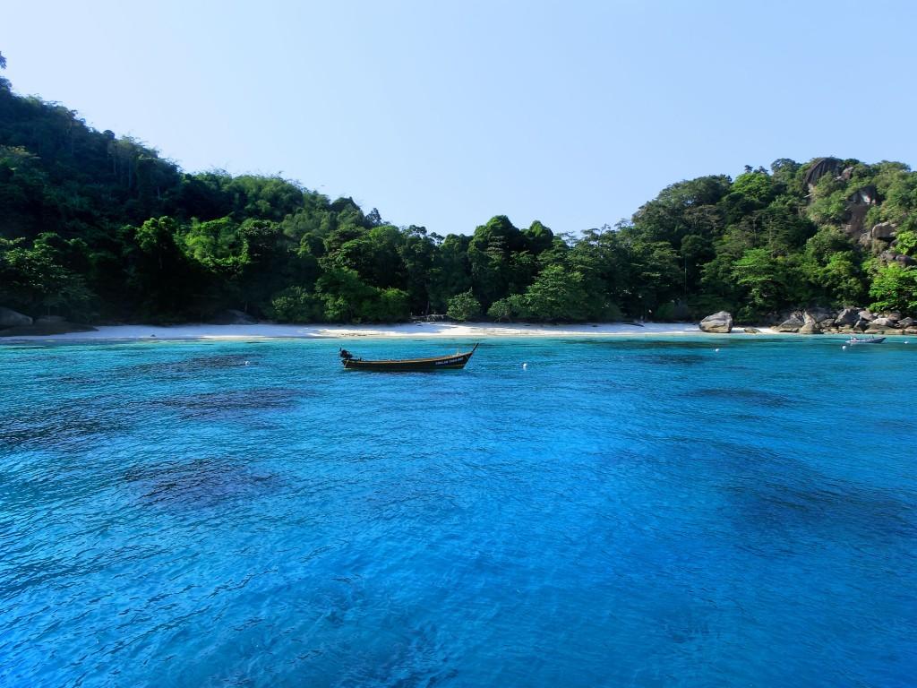 Koh Miang Insel