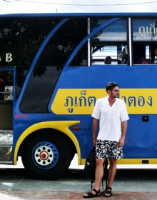 Linienbus in Phuket